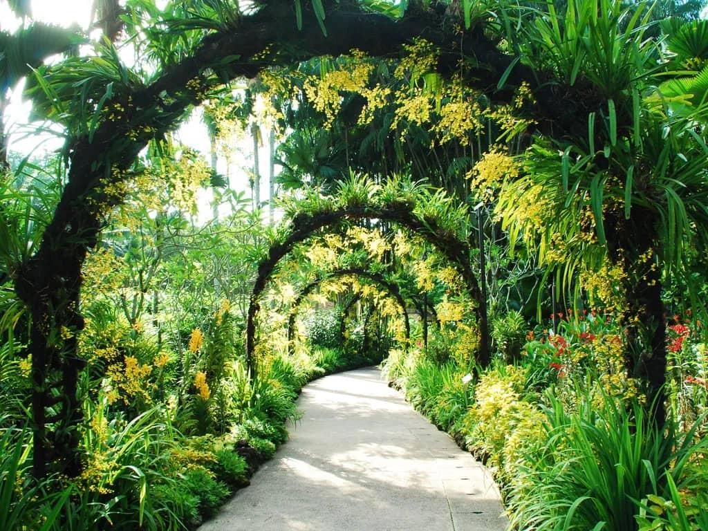 địa điểm nổi tiếng singapore