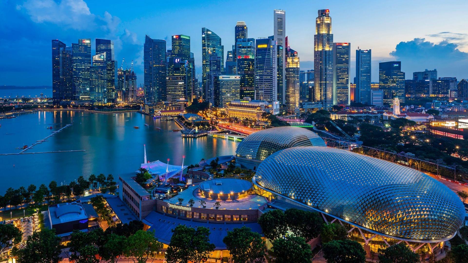5 Địa Điểm Đẹp Nhất Singapore