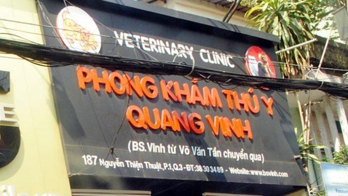 phòng khám thú y tphcm