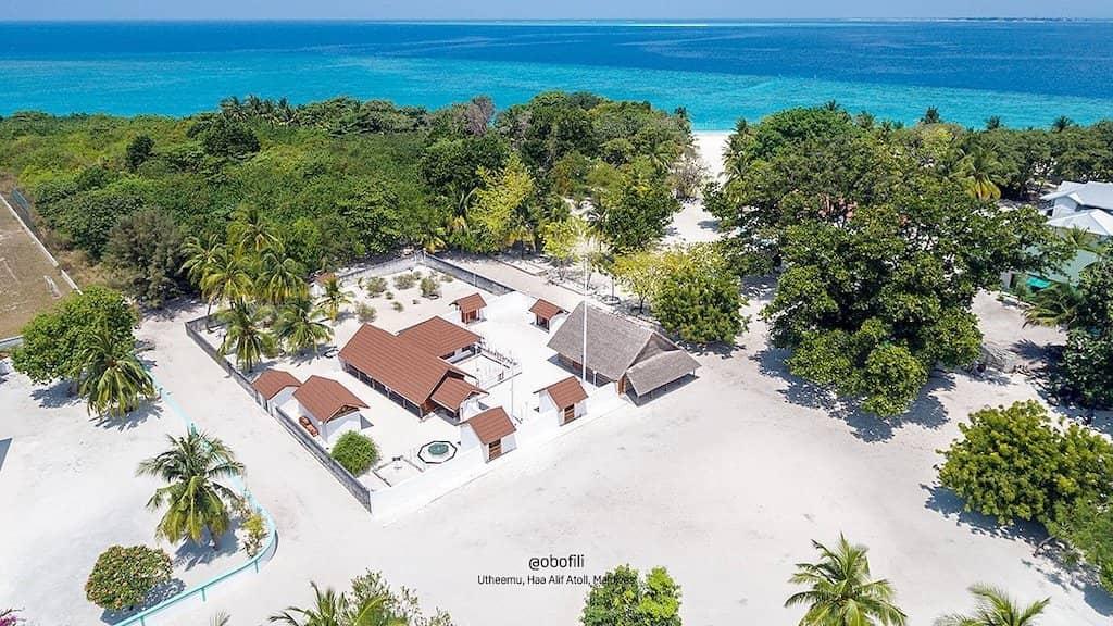 maldives ở đâu